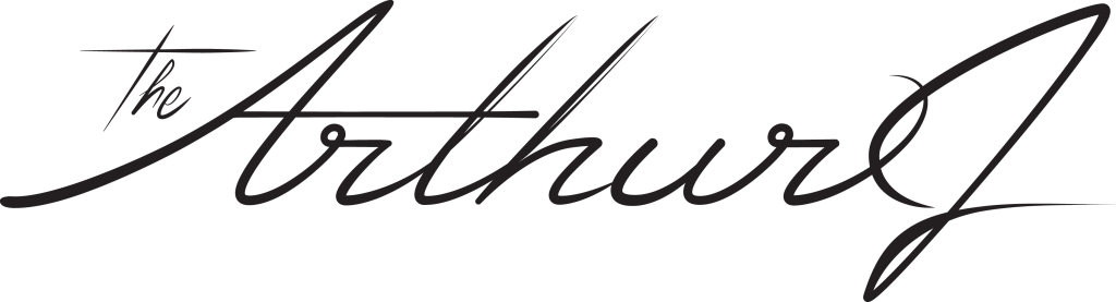The Arthur J Logo