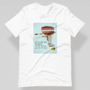 Fishing With Dynamite Boat Motor Unisex T-Shirt