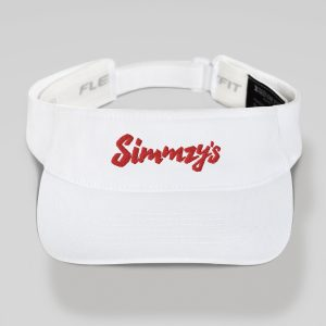 Simmzy's Beach Volleyball Visor