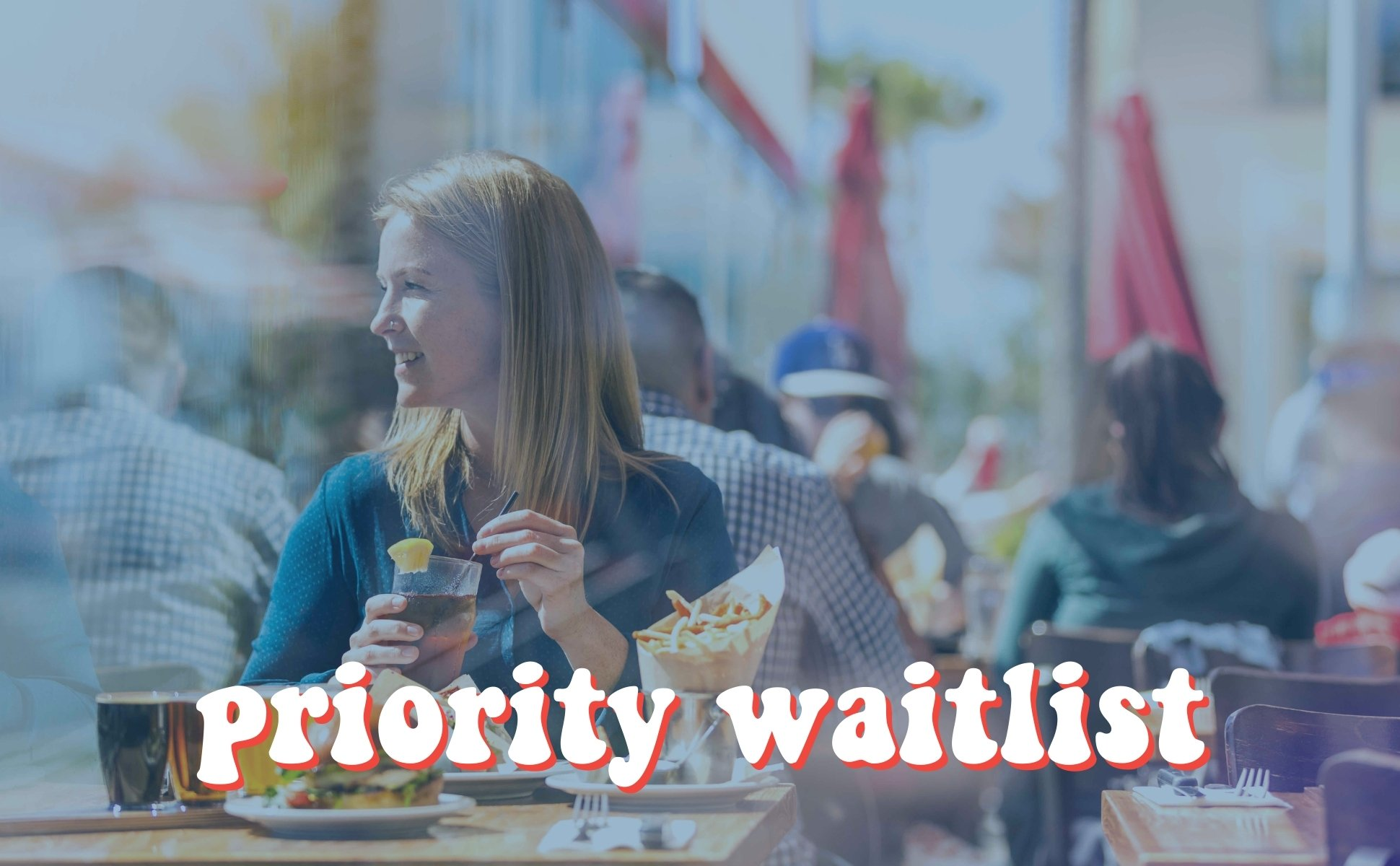 Priority Waitlist at Simmzy's. Included with Simmzy's Beer Club Membership.