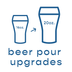 Beer Pour Upgrades